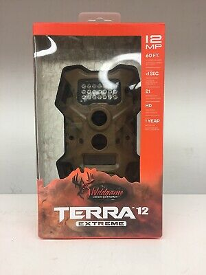 Wildgame Innovations Terra Extreme 12 MP HD Infrared Digital Scouting Game Camer