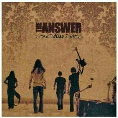 Audio Cd Answer (The) - Rise