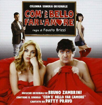 Audio Cd Bruno Zambrini - Com'e' Bello Far l'Amore