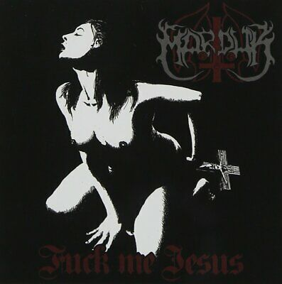 Audio Cd Marduk - Fuck Me Jesus