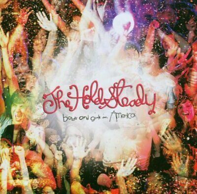 Audio Cd Hold Steady (The) - Boys And Girls In America