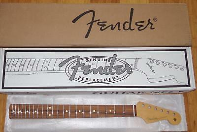 "Fender® Classic Player 60's Strat Maple/Pau Ferro Neck~21 MJ Frets~12""~Brand New"