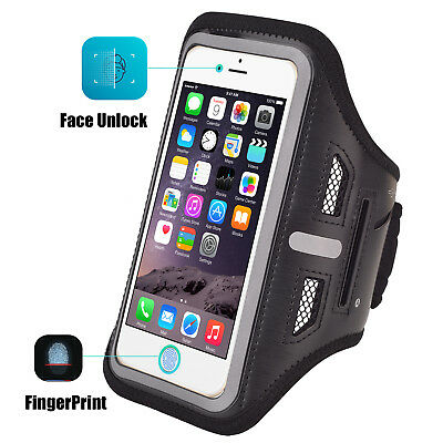 new arrival 5749b 3a926 FOR IPHONE XR/XS Max/X/7/8 Plus Sports Armband Arm Band Phone Holder Gym  Jogging
