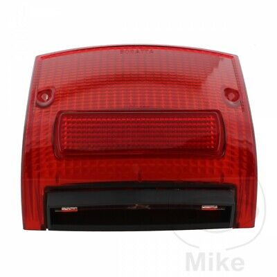 Vespa PX 125 FL DT 1999-2003 Rear Tail Light Lens Red