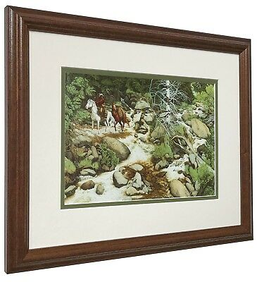 The Forest Has Eye Art Print by Bev Doolittle Solid Wood Frame Professional Mats