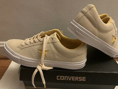 MENS CONVERSE ONE Star Suede Ox Shoes Size 9 13 Poplar