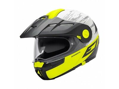 765c76daf3165 CASCO APRIBILE OFF-ROAD Schuberth E1 Rival Giallo - EUR 607