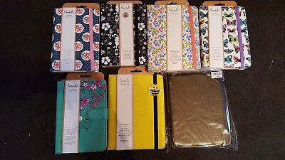Book style folio, flip case, cover to fit Alcatel Pixi 3, Pixi 4, 7 inch tablets