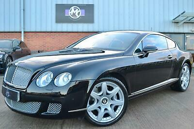 Bentley Continental 6.0 (552bhp) 4X4 Auto GT Coupe Mulliner Driving Spec