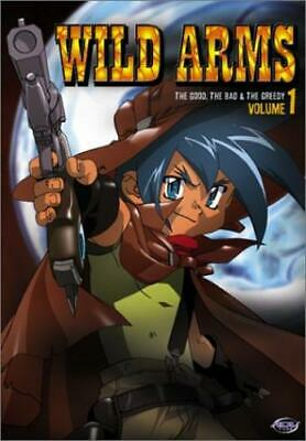 Wild Arms: V1 The Good, Bad, and Greedy