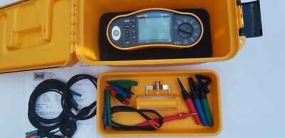 Fluke 1653 Multifunction Tester 18th Edition Brilliant Condition 12 Months Cal