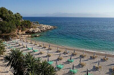 4 Person Self Catering Holiday Apartment Kassiopi Corfu Greece Poseidon Hotel
