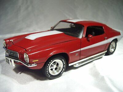 ertl american muscle 1970 1/2 chevy camaro ss phase iii 1:18 scale