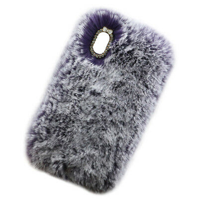 1PCS Winter Comfortable Long Plush Series Autumn Phone Cover for Apple iPhone XR