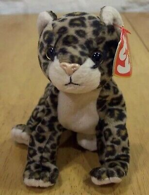 1f912773d5d TY SNEAKY THE LEOPARD BEANIE BUDDY - MINT with MINT TAG -  4.99 ...