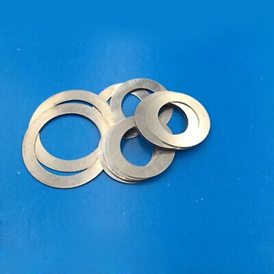 M8x14/13x0.1/0.2/0.3mm Ultra-thin Flat Washers Small outer diameter Flat Gasket