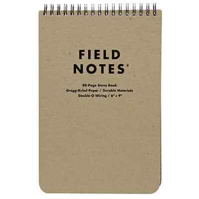 Field Notes 80-page Steno Pad (gregg-ruled Paper) Unisexe Accessoire Book -