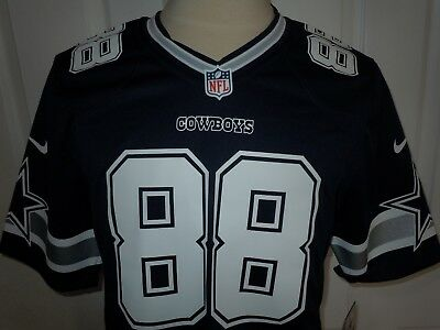 NIKE DALLAS COWBOYS Dez Bryant Color Rush Game Jersey Men s Size 2XL ... 1e78f436a