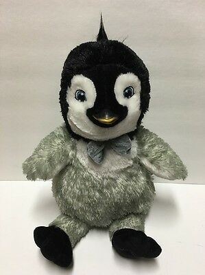 a039b5ce572 Build A Bear Happy Feet Mumble Penguin Plush Stuffed Animal 17