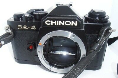 Chinon CA4 35mm vintage camera