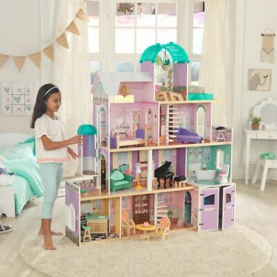 KidKraft Rosewood Mansion, 24pc accessories set, BNIB, FREE NEXT DAY DELIVERY