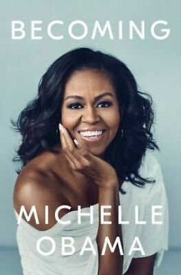 Becoming A Book By Michelle Obama PDF