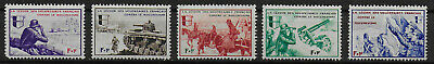 Dt. Reich Private release France 1942 MNH CV $ 12.-