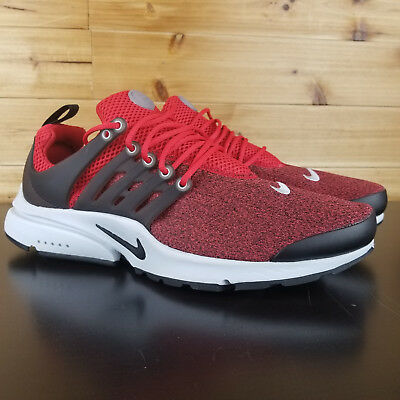 05bd9f236518 Nike Air Presto Essential University Red Black Men s Running Shoes 848187- 603
