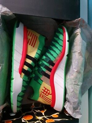 the latest 1c6ab d44e4 Dragon Ball Z x adidas EQT Support MID ADV PK Shenron EU 45 13