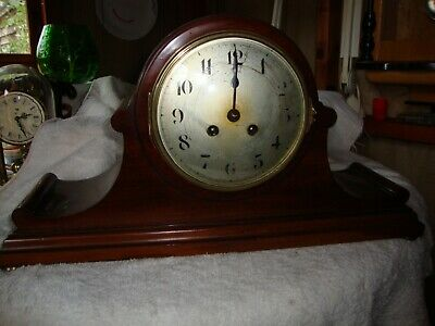 French Mantle Clock for Spares or Repair.