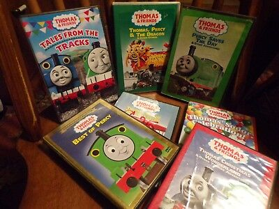 Thomas And Friends 7 Dvd Movies