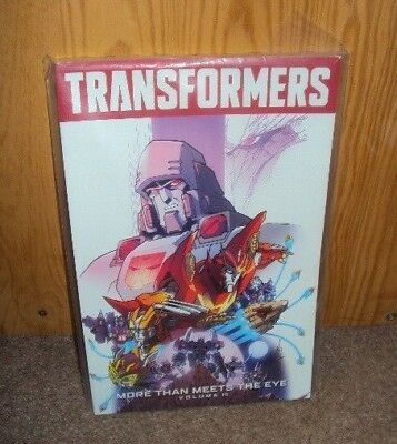 The Transformers: More Than Meets the Eye Volume 10 TPB IDW Publishing