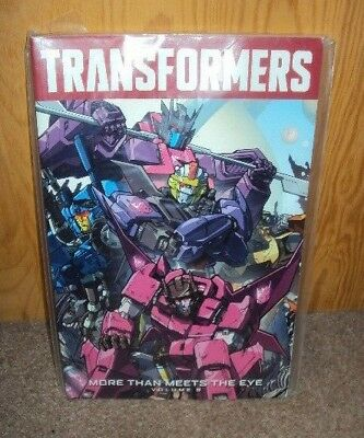 The Transformers: More Than Meets the Eye Volume 9 TPB IDW Publishing