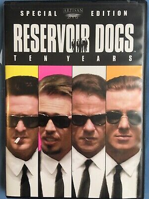 Reservoir Dogs (Two-Disc Special Edition) pre owned very good condition