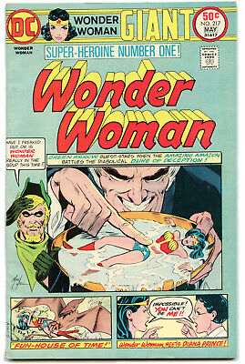DC Wonder Woman #217 GIANT Issue(A) May 1975, 7.5 Very Fine- Condition FREE SHIP