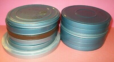 Lot Of 13 Vintage 8Mm Family Travel Home Movies Amateur Film 1950's - 1960's