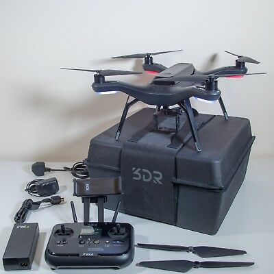 3DR Solo Drone - GoPro Profesional Quadcopter