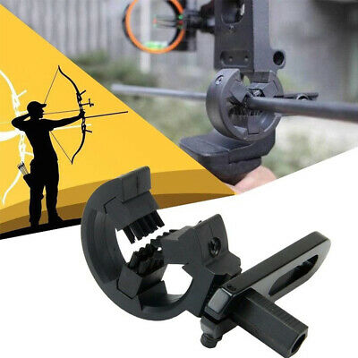 Hunting Shooting Bow Arrow Rest Whisker Brush Archery Supplies Compound Compact