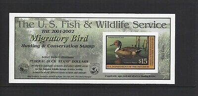 Federal Duck Stamp RW68a Mint NH