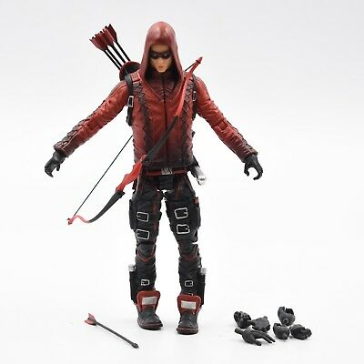 DC Comics - Arrow TV Series - #7 Arsenal Action Figure