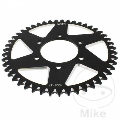 Kawasaki Z 750 L 2009 JMP Black Aluminium Rear Sprocket (47 Teeth)
