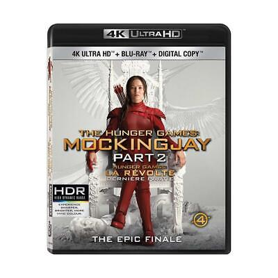 The Hunger Games: Mockingjay: Part 2 [4K Ultra HD+ Blu-ray + Digital Copy]