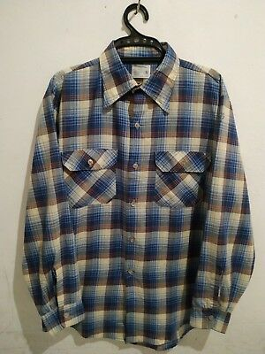 vintage BIG MAC JC PENNEYS men's shirt  mister freedom