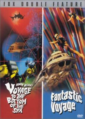 Voyage to the Bottom of Sea/Fantastic (Widescreen) (Bilingual) [Import]