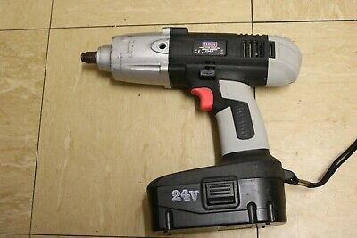 Sealey CP2450 Cordless Impact Wrench 24V 1/2 Sq Drive 410Lb.Ft