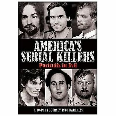America's Serial Killers: Portraits in Evil (2 DVD Set) 10-Part Series