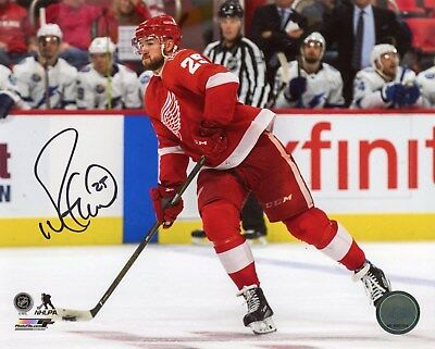 MIKE GREEN SIGNED Detroit Red Wings Red Reebok Jersey -  223.99 ... 34a9632b2c8e