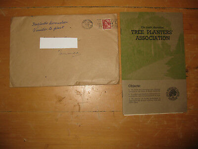 THE SOUTH AUSTRALIAN TREE PLANTERS ASSOCATION booklet 1954 Trees to plant Flora