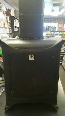 HK Audio NANO-300 - Complete Active Sound System