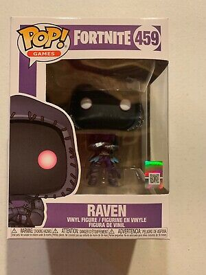 Funko Pop! Games: Fortnite S2 RAVEN #459 IN STOCK